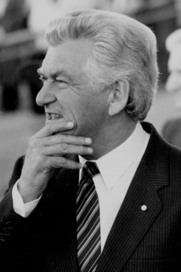 Bob Hawke thought a space agency was a fine idea.