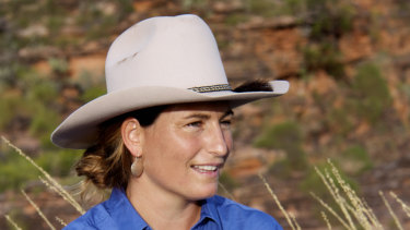 Good Girl: Catherine Marriott, West Australian Rural Woman of the Year for 2012.