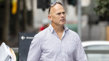 Co-accused, former Mirvac project manager Mathew Jason McAllum, was found not guilty.