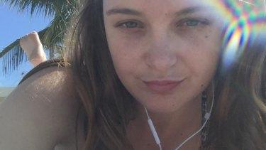 Sophia Martini died in a scooter crash in Bali.