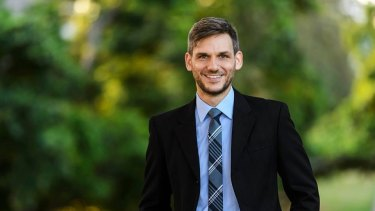 Michael Berkman will claim victory for the Greens in Maiwar on Thursday morning.
