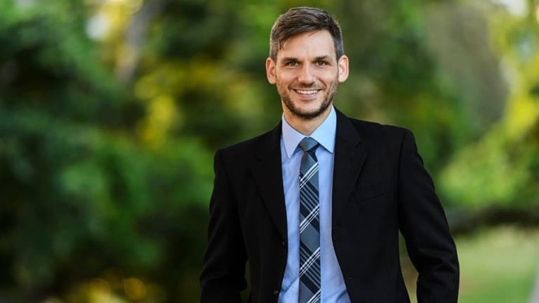 Environmental lawyer Michael Berkman is leading Labor's Ali King in the final race to win the seat of Maiwar.