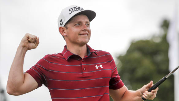 Smith to have a crack at $US10m FedEx Cup payday