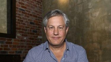 Former Westpac CEO Brian Hartzer