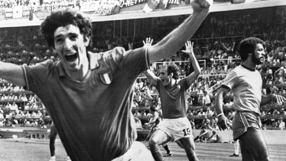 World Cup hero Rossi dies aged 64