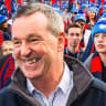 Neale Daniher gives stirring finals speech to Demons