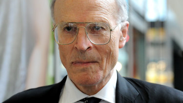 Former High Court judge Dyson Heydon was commissioner for the Royal Commission into Trade Unions Governance and Corruption.