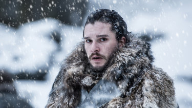 No stranger to freezing out the competition, Game of Thrones has been named outstanding drama.