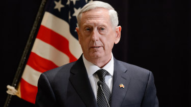 US President Donald Trump used an interview on CBS News to falsely claim that he fired former defence secretary General James Mattis.