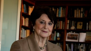 Susan Ryan became an MP when Labor lost government, but she didn't give up.