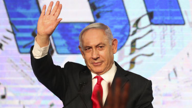 Israeli Prime Minister Benjamin Netanyahu has been asked to form a government.