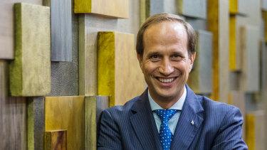 Francesco De Ferrari is AMP's new chief executive