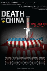 Peter Navarro's  2012 documentary Death by China positions China as a threat to the US economy.