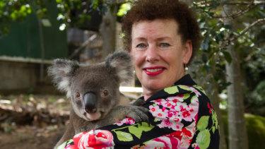 Deborah Tabart, chief executive of the Australian Koala Foundation.