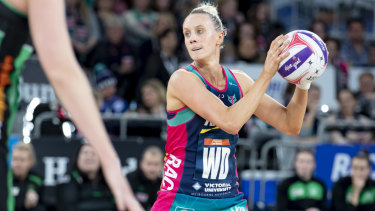 Comeback trail: Renae Ingles' shock return has coincided with the Vixens finding their best form.