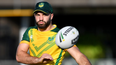 Snubbed: James Tedesco was overlooked for the Golden Boot.