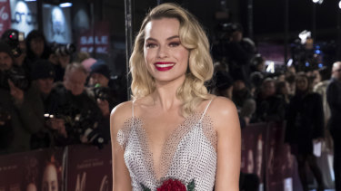 Margot Robbie is set to play Barbie.