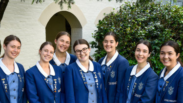 Monte Sant' Angelo Mercy College students are accustomed to an empowering environment.