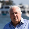 Clive Palmer accuses Labor of being behind property developer questions
