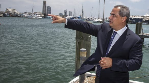 Underwater graveyard plan for Gold Coast the 'ultimate green burial'