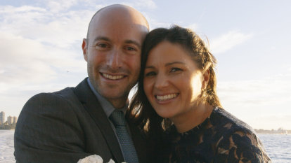 SMH Half Marathon: Sydney man ran 21km race the morning of his wedding