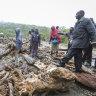 Dozens killed by landslides in Kenya