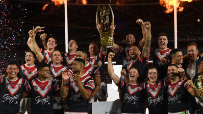 NRL considers in-house production for next TV rights deal