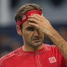Perfect storm: Federer, Djokovic sent packing on stunning day in Shanghai
