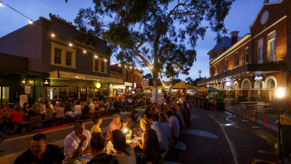 'The festival guy': Meet the fixer resuscitating Perth's retail strips