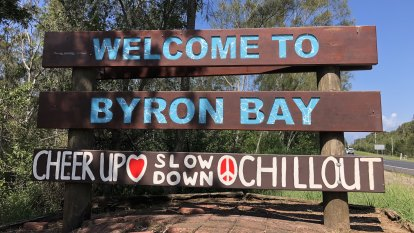 Byron bays for clarity as virus triggers more blues at the border