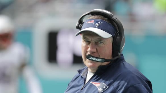 'Bad, bad, bad': Patriots coach cops criticism after 'crazy' final play
