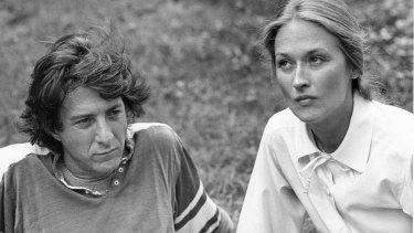 Meryl in Kramer vs. Kramer, 1979.