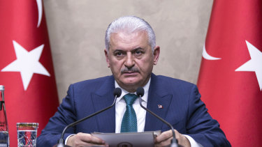 Turkish Prime Minister Binali Yildirim's job will cease to exist.
