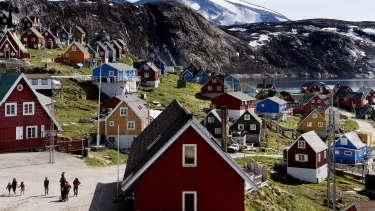 Danes - and White House officials - were left bemused by Trump's demand to buy the autonomous island of Greenland.