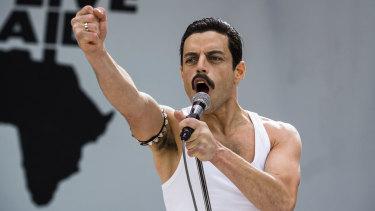 Rami Malek's performance in Bohemian Rhapsody emerged mid-way through awards season as a favourite.