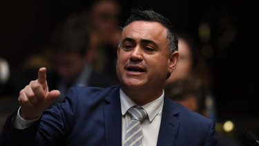 NSW Deputy Premier John Barilaro has said the Murray-Darling Basin Plan should be ripped up if the situation doesn't improve for regional NSW.