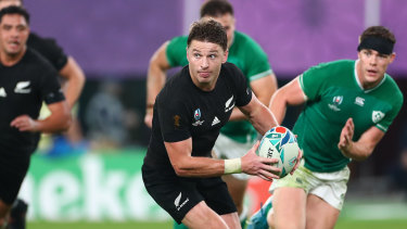 Beauden Barrett is getting special treatment from New Zealand Rugby.