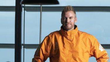 Menulog's managing director Morten Belling.
