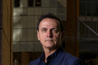 Pendal Group chief executive Emilio Gonzalez.
