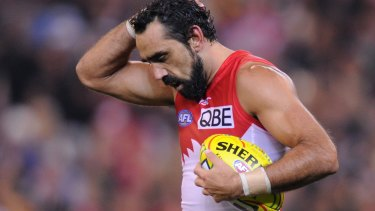 Adam Goodes was the victim of horrendous treatment towards the end of his career.