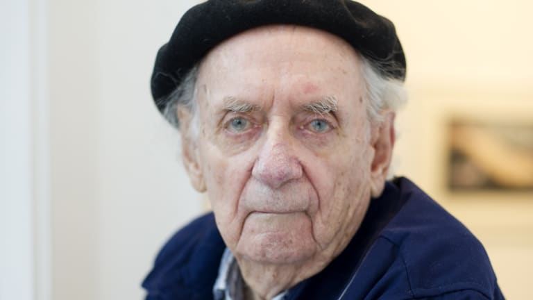 Celebrated Australian artist Charles Blackman has died, aged 90.