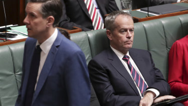 """Bill Shorten said changes are """"inevitable"""" after losing the election."""