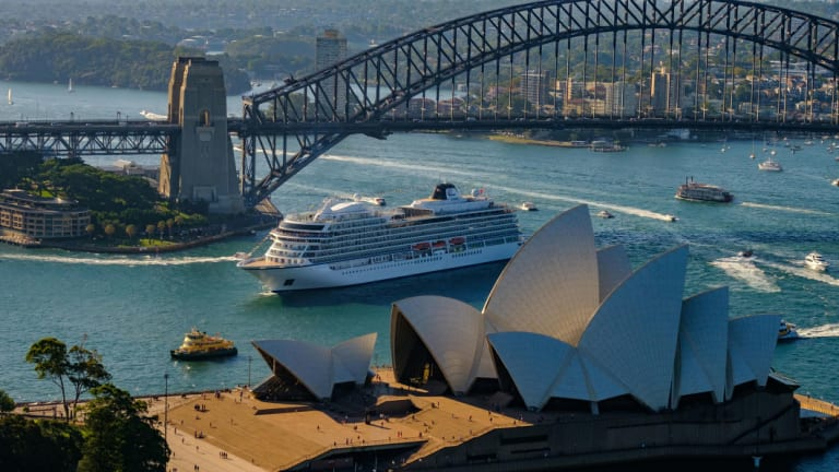 Officials at the Sydney Opera House have been working to increase its energy efficiency and decrease its waste for the past decade.