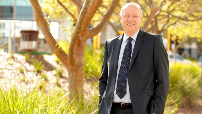 WA Commissioner for Children and Young People Colin Pettit