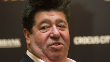 Music promoter Rob Goldstone set up the meeting.