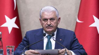 Turkish Prime Minister Binali Yildirim's job will cease to exist.