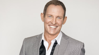 My day on a plate: Todd McKenney