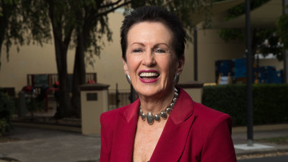 Clover Moore to run for fifth term as Sydney's lord mayor