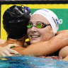 Cate Campbell seals spot at fourth Olympics as McKeon edges sprint finish