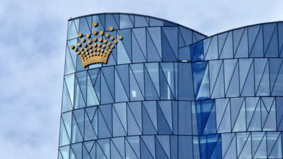 Crown caned over $10m payout for ousted executives
